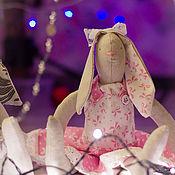Куклы и игрушки ручной работы. Ярмарка Мастеров - ручная работа Зая Тильда. Handmade.