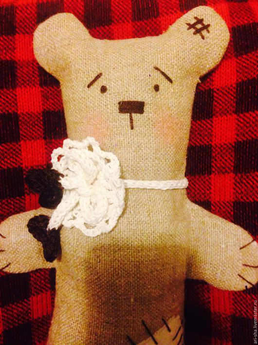 Ароматизированные куклы ручной работы. Ярмарка Мастеров - ручная работа. Купить Мишки ручные). Handmade. Коричневый, ручной медведь, анис