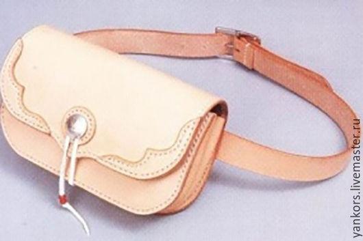 Шитье ручной работы. Ярмарка Мастеров - ручная работа. Купить Выкройка женской сумочки (клатча). Handmade. Темно-серый, выкройка