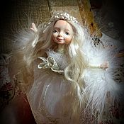 Куклы и игрушки ручной работы. Ярмарка Мастеров - ручная работа Любимый ангел. Handmade.