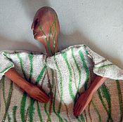 """Куклы и игрушки ручной работы. Ярмарка Мастеров - ручная работа """"Сон дикой травы"""", интерьерная этно-кукла.. Handmade."""