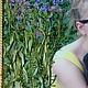 Люди, ручной работы. Картина атласными лентами с фотографии. Ирина Андрукевич. Интернет-магазин Ярмарка Мастеров. Картина, фотопринт, бисер
