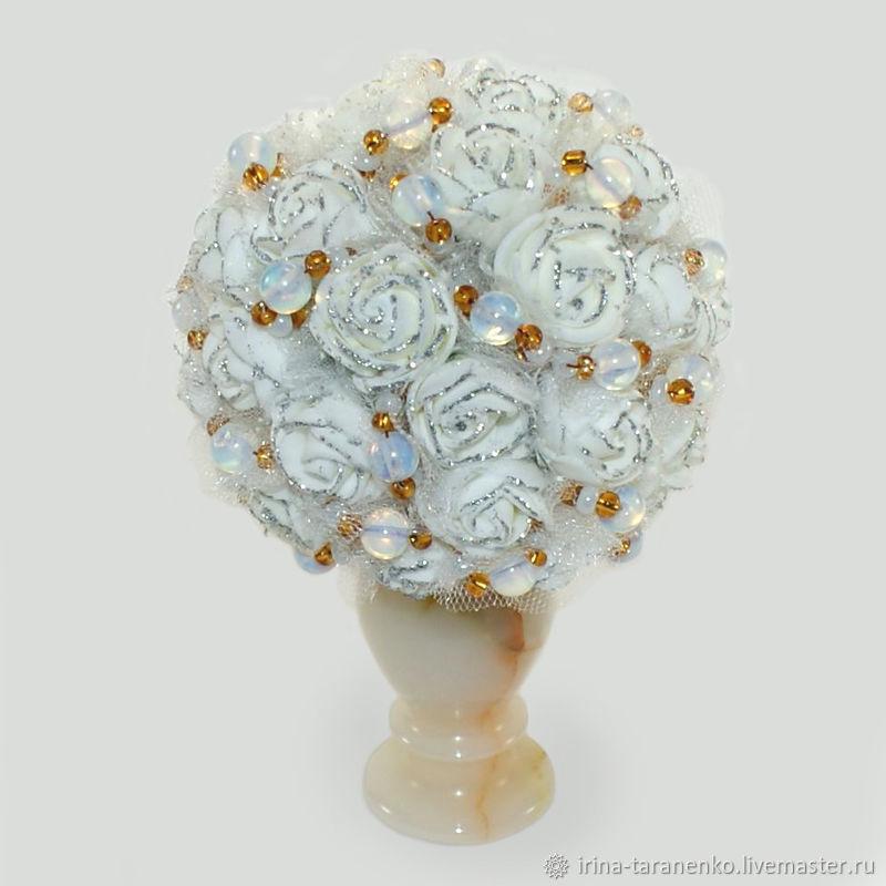Moonstone flowers ' White dance`
