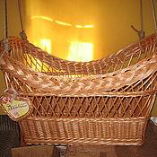 Для дома и интерьера handmade. Livemaster - original item The cradle of the