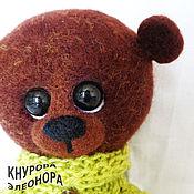 Куклы и игрушки ручной работы. Ярмарка Мастеров - ручная работа Медведь Потап. Handmade.