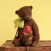 Куклы и игрушки ручной работы. Ярмарка Мастеров - ручная работа Мишка Тедди Вероника 26 см. Handmade.