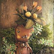 Куклы и игрушки ручной работы. Ярмарка Мастеров - ручная работа Мандрагора лекарственная( Mandragora officinarum). Handmade.
