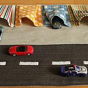 Куклы и игрушки ручной работы. Ярмарка Мастеров - ручная работа Развивающая игрушка Гараж. Handmade.