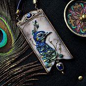 handmade. Livemaster - original item Pendant
