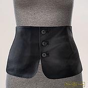 Аксессуары handmade. Livemaster - original item Belt-corset