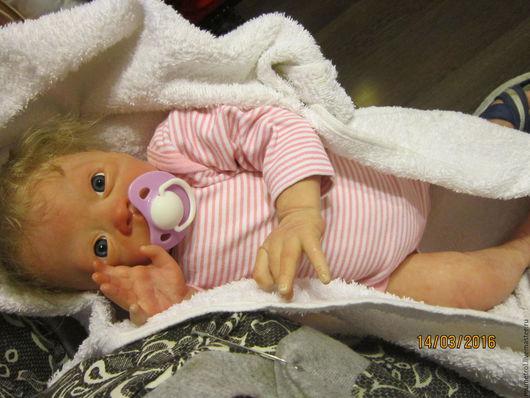 Куклы-младенцы и reborn ручной работы. Ярмарка Мастеров - ручная работа. Купить Кукла реборн Тутти.  (молд Пэйдж.). Handmade.