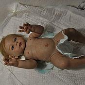 Куклы Reborn ручной работы. Ярмарка Мастеров - ручная работа Реборн кукла полностью виниловая девочка Милочка. Handmade.