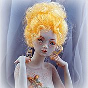 Куклы и игрушки ручной работы. Ярмарка Мастеров - ручная работа Авторская кукла Морская Русалка Оазис. Handmade.