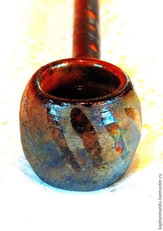 """Хиппи, раста ручной работы. Ярмарка Мастеров - ручная работа. Купить Трубки """"Раку"""". Handmade. Разноцветный, керамика ручной работы"""