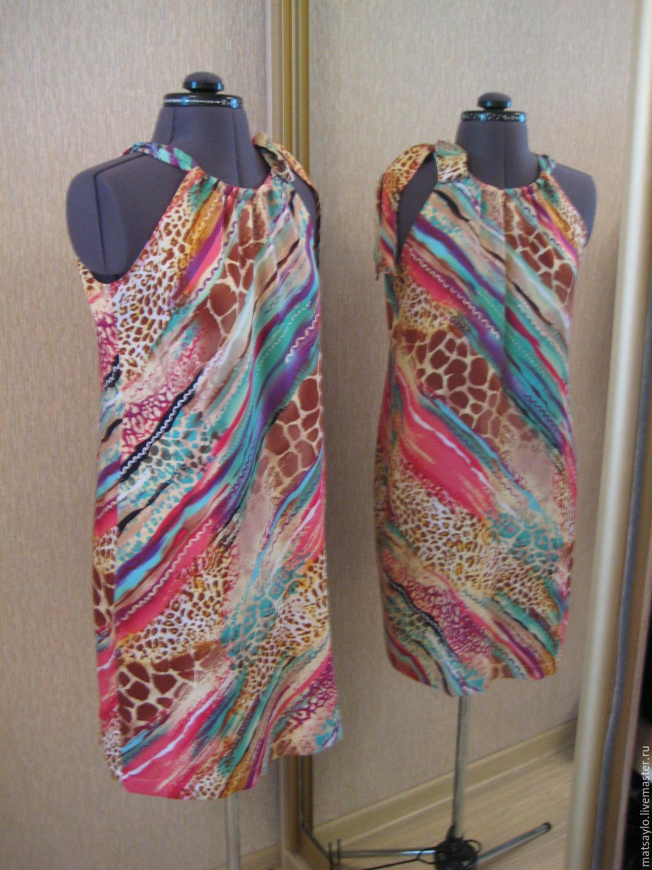 Платье Сафари Купить