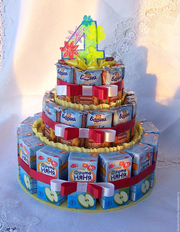 Торт своими руками в доу