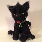 Куклы и игрушки handmade. Livemaster - original item the dog Toto. Handmade.