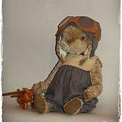 Куклы и игрушки ручной работы. Ярмарка Мастеров - ручная работа Посмотрите: я - пилот !. Handmade.