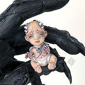 Куклы и пупсы ручной работы. Ярмарка Мастеров - ручная работа Принц ночи. Handmade.
