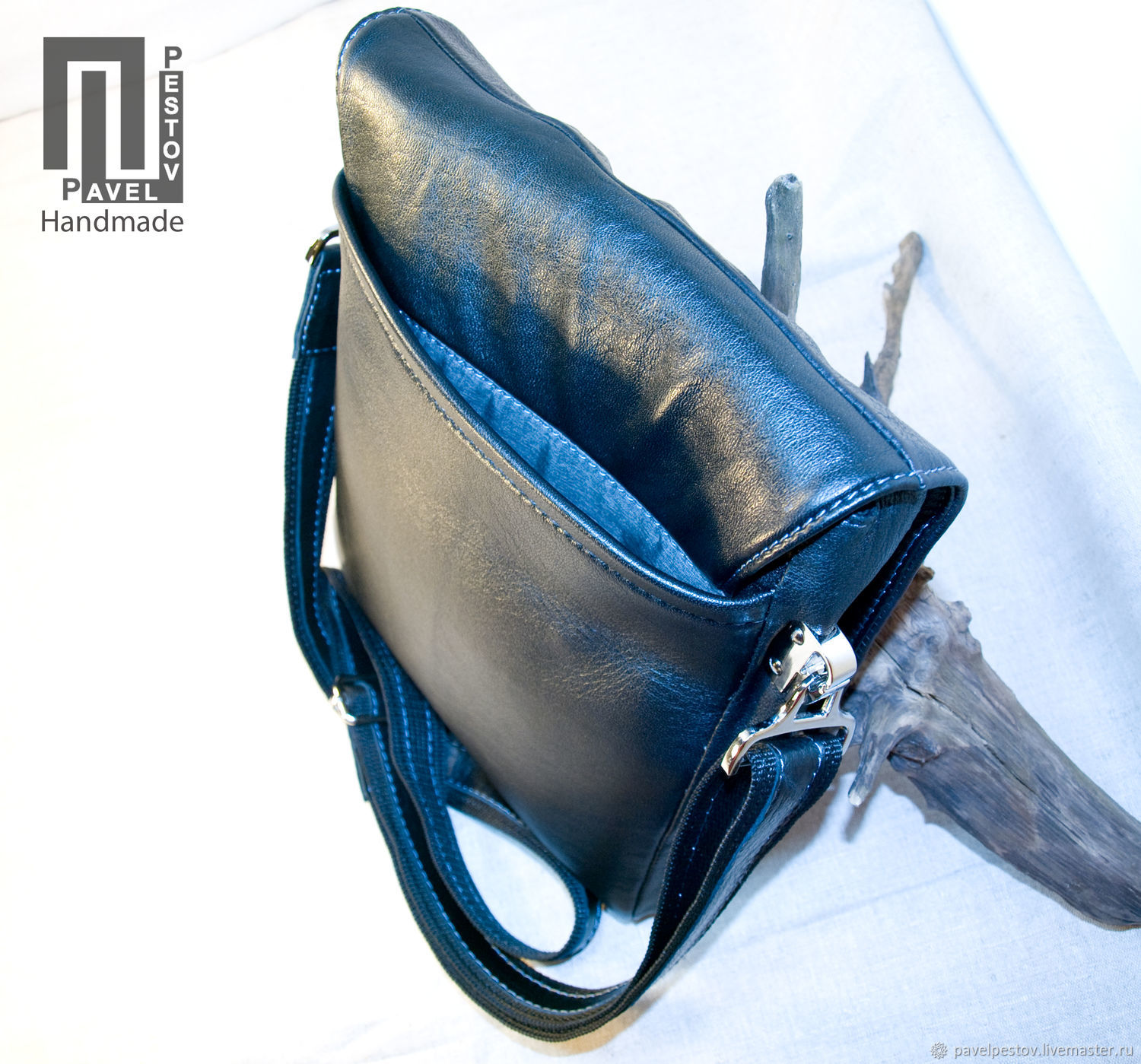 6319400d0782 Men s Bags handmade. men s bag (tablet). Pavel Pestov - Handmade.