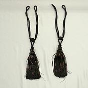 Для дома и интерьера ручной работы. Ярмарка Мастеров - ручная работа Подхват для штор (кисти). Handmade.