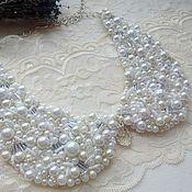Аксессуары handmade. Livemaster - original item Choker collar Elegant. Handmade.