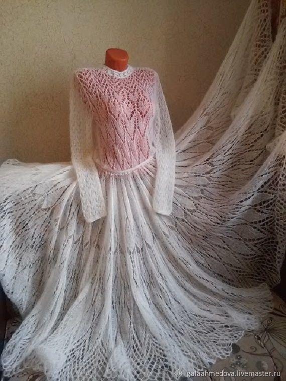 Wedding dress 'snow Queen-2' handmade, Dresses, Dmitrov,  Фото №1
