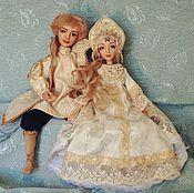 Куклы и игрушки ручной работы. Ярмарка Мастеров - ручная работа Царевич для Царевны. Handmade.