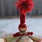 Народные сувениры ручной работы. Ярмарка Мастеров - ручная работа Славянская кукла - оберег Веснянка - оберег молодости и красоты. Handmade.