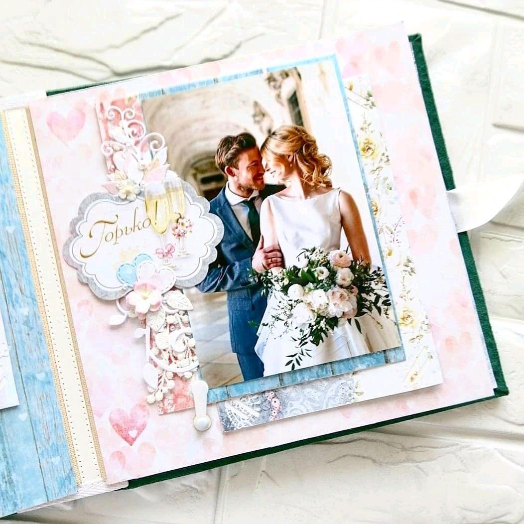 Свадебный альбом изумрудный, Фотоальбомы, Камышлов,  Фото №1