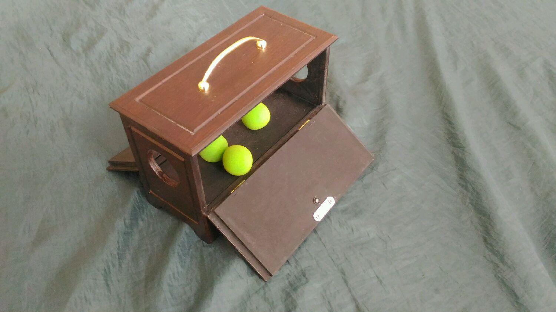 Коробочка для фокусов своими руками