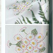 Материалы для творчества ручной работы. Ярмарка Мастеров - ручная работа Книга по вышивке. Handmade.