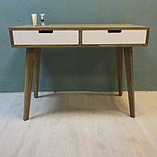 Столы ручной работы. Ярмарка Мастеров - ручная работа Рабочий стол Desk Капучино. Handmade.