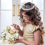 Украшения handmade. Livemaster - original item Christmas crown tiara