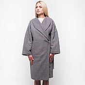 """Одежда ручной работы. Ярмарка Мастеров - ручная работа Пальто утеплённое """"лапка"""". Handmade."""