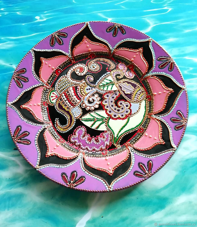 pink Lotus, Plates, Yenakiyevo,  Фото №1