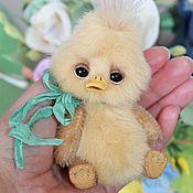 Куклы и игрушки ручной работы. Ярмарка Мастеров - ручная работа Цыпленок Пенни. Handmade.