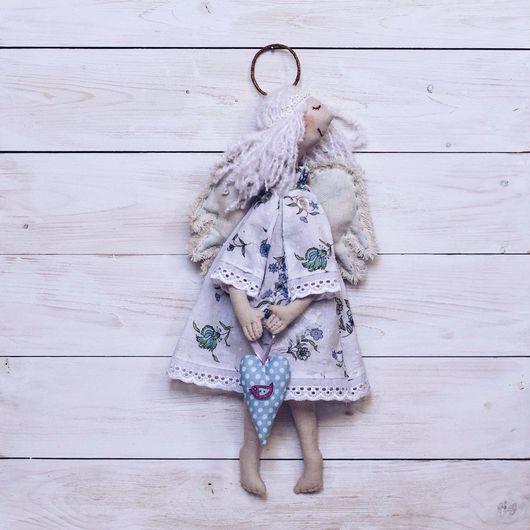 Куклы Тильды ручной работы. Ярмарка Мастеров - ручная работа. Купить Ангел. Handmade. Ангел, ручная работа handmade, тильда