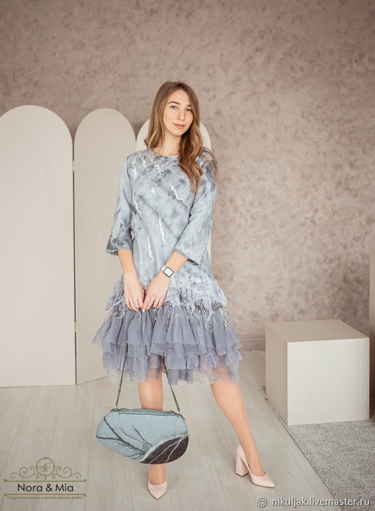 Платье женское Серебряный дождь, Платья, Днепр,  Фото №1