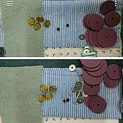 """Материалы для творчества ручной работы. Ярмарка Мастеров - ручная работа Готовый набор для создания мишки Тедди """"Морячок"""". Handmade."""
