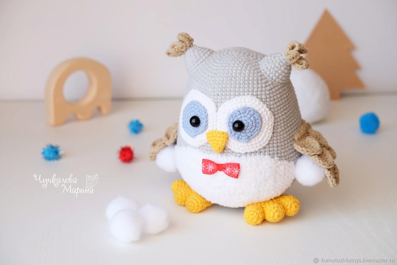 Птицы Handcraft Studio: игрушки амигуруми крючком