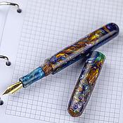 Канцелярские товары handmade. Livemaster - original item Fountain pen Regiis. Handmade.