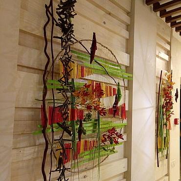 Дизайн и реклама ручной работы. Ярмарка Мастеров - ручная работа Декор стен для кафе Сезонное Летнее Воспоминания о Японии. Handmade.