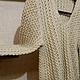 Кофты и свитера ручной работы. Заказать пуловер женский ажурный. Васильева Тамара. Ярмарка Мастеров. Пуловер женский, пуловер спицами