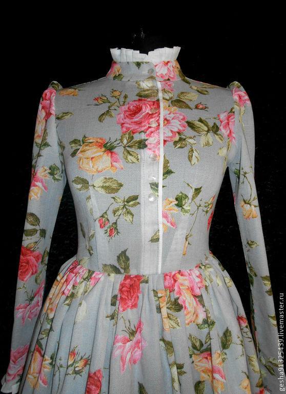 Платье сандж