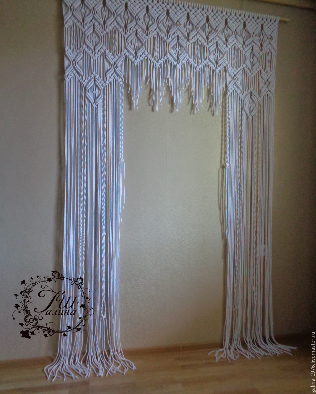 Macramae Ideas Wedding Arch: Shop Online On Livemaster With