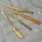 Субкультуры ручной работы. Ярмарка Мастеров - ручная работа деревянная волшебная палочка. Handmade.