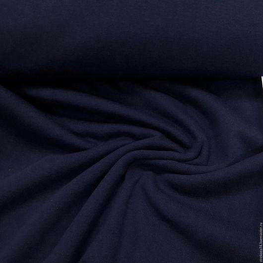 """Шитье ручной работы. Ярмарка Мастеров - ручная работа. Купить Ластик (рибана) """"Индиго"""" 100% хб. Handmade. Хлопок, ткань"""