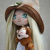 Куклы и игрушки ручной работы. Ярмарка Мастеров - ручная работа Пташка  Мила. Handmade.