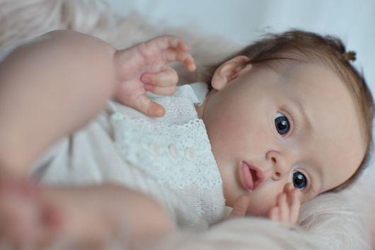 Куклы-младенцы и reborn ручной работы. Ярмарка Мастеров - ручная работа. Купить Tiffany. Handmade. Кукла ручной работы, реборны